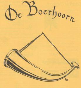 Dorpskrant De Boerhoorn Hooghalen