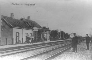 Station Hooghalen
