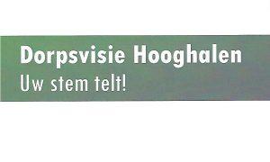 Dorpsvisie Hooghalen enquete