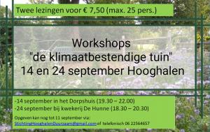 Duurzaam-workshops