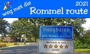rommelroute Hooghalen
